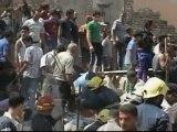 Baghdad bombs death toll rises
