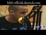BILEL sur radio HOT 95