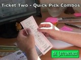 Western 649 Win Test With Luck 649 System - Draw 1