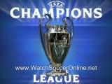 watch champions league draw live Arsenal vs Barcelona