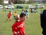Les ptits rouges au tournoi de Belleville 05/04/2010