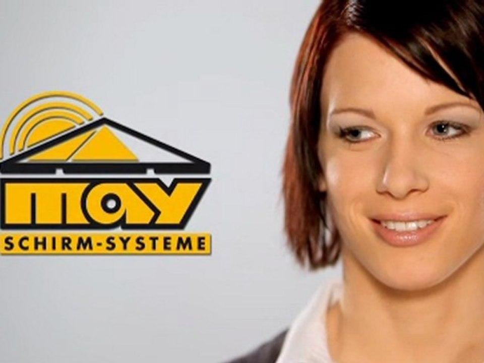 May GmbH - Sonnenschirm MEZZO - video Dailymotion