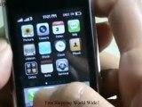 EVA K77 Quad Band Dual Sim Mini Mobile Phone