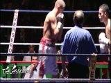 Malik Bouziane - Championnat du Monde Boxe sur Téléssonne