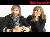David et Cathy Guetta (Interview)