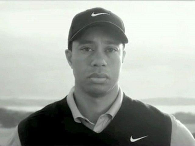 Tiger Woods 2001 (Nike Parody)