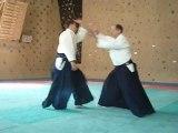 Yokomen - Ikkyo omote 2ème forme