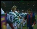 You'll never walk alone - Celtic Glasgow / Barcelone