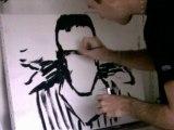 Speed Painting DJ BATTLE
