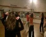 Cours de danses Africaine-Latin Traning