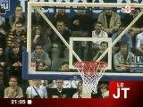 Basket : Aix-Maurienne Savoie Basket - Pau-Orthez,  (80-86)