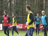Nijmegen1 Sport : Training NEC voor NEC-AZ