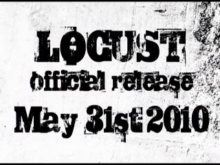 "LYZANXIA - New album ""Locust"" - 1st teaser"