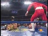 El Mesías vs Mr. Anderson and Electroshock [AAA HEAVY]