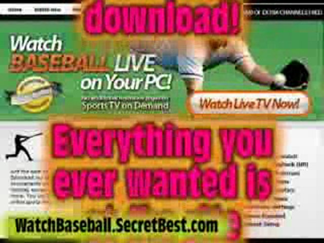 Live Baseball Watch Live Baseball Free Baseball Matches …