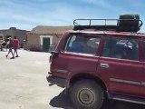 Salar d'Uyuni : C'est beau, mais c'est un peu l'autoroute