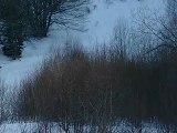 descente ancienne piste chambon des neiges par cyprien