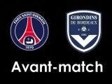 Infos PSG Bordeaux avant-match au Parc des Princes