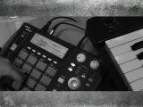 LA STRATE Beatmaker rap suisse ( making beat mpc )