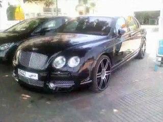 Morocco Supercars luxe Casablanca Ain Diab  Maârif