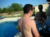 chez Manu - piscine