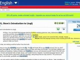 Anglu kalbos pamokos internete - 1 pamoka