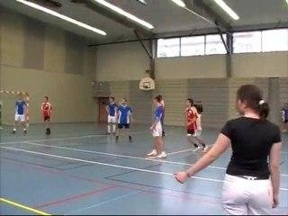 [Futsal] Défi RA 2010 : Cluses - Lentilly, 1èMT part2