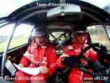 Team JFCompétition - Rallye de la Porcelaine 2010