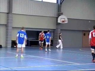 [Futsal] Défi RA 2010 : Cluses - Lentilly, 2èMT part1