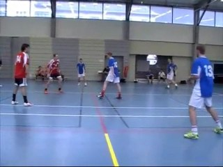 [Futsal] Défi RA 2010 : Cluses - Lentilly, 2èMT part2