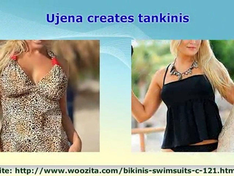 UJENA bikini - micro bikini - string bikini - bathing suits