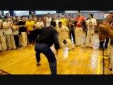 Capoeira - Batizado Arte Negra Bordeaux 2010 - Roda des prof