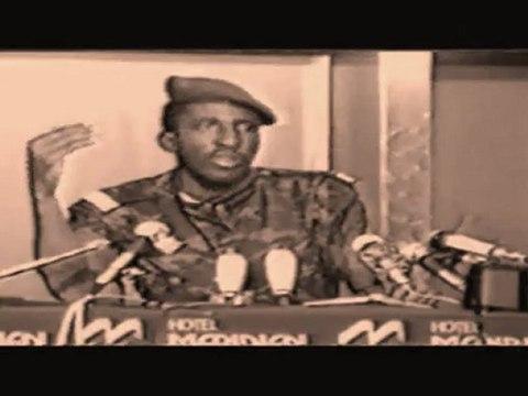 THOMAS SANKARA -Extrait d'une conference de presse (Paris) 2