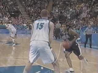 AND1 – Dunks NBA basketball