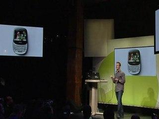 Microsoft dévoile ses Windows Phones, KIN ONE et KIN TWO