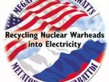 L'Amérique éclairée aux ogives nucléaires russes retraitées
