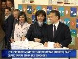 Hongrie/élections: ouverture des bureaux de vote