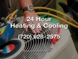 Denver HVAC Contractors - 24 Hour Heating and Cooling
