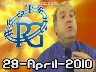 RussellGrant.com Video Horoscope Gemini April Wednesday 28th