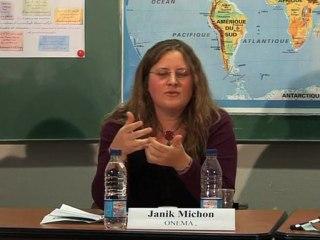 Janik M., chef de projet en géomatique, environnement