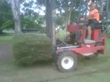Hancey's Turf- Turf delivery