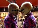 Aphte Punk, le groupe qui parodie Daft Punk sur France 3