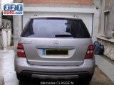 Occasion Mercedes CLASSE M SAINT DIZIER