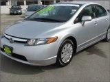 2007 Honda Civic for sale in Torrance CA - Used Honda ...