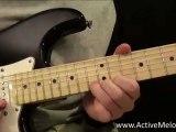 Robert Cray Guitar Lesson - Blues Solo