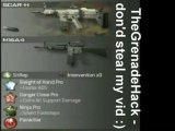 Modern Warfare 2 Hacked Classes + Gold Desert Eagle MW2