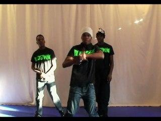 LOGOBI le concours de la danse du flow --> GABANA