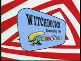 Cartoons - Witch Doctor