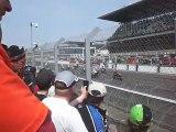 Départ des 24h du Mans Moto 2010