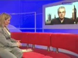 Nick Pope interview about Jets chase UFO, UK 12 April 2010